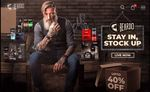 Beardo Stay In Stock Up Sale - Up to 40% Off Till 30 April