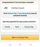 Amazon : Send & Scan Money Offer upto 125 Cashback ( Getting Higer cashback)
