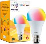 [User Specific] Wipro Smart LED Bulb B22 9-Watt [Alexa / Google Assistant]