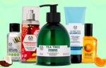 The Body Shop : 50% off on purchase of  2 products