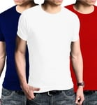 Pack Of 3 T-Shirt worth Rs. 799 at Rs.259 (Rs.87 Each) @ Pepperfry ---- [Steal Deal]