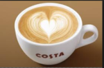 Free Cappuccino at Costa Coffee (SMS charges applicable)