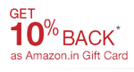 Citibank - Amazon 10% Back* + 10x rewards - from 16th Oct - 25th Oct