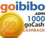 Get 1000 GoCash For One Way Or Return Any Flight Booking