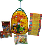 Geronimo Set (63 books with a strolley Bag) at 75% discount