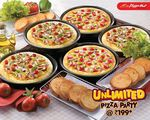 Unlimited Pizza hut Party is back For 22 May, Delhi/NCR has been Added this time