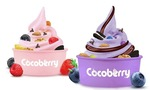 Cocoberry Frozen Yoghurt with Choice of 4 Toppings Just Rs 49.50 (50% Off) || Nearbuy (Pay Via Payumoney For Extra 10% Cashback)