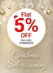 giftcardsindia.in: Christmas sale : 5% discount