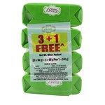 BIS : Breeze Lemon Splash Soap Bar 60gm (Pack of 4) @ Rs 30 ( filler added )