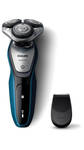 nice deal    Philips S5420/06 Aqua Touch Electric Shaver For Men (Black & Blue) @4192    see pc    mrp- 6995