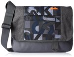 Quiksilver Polyester 18 Ltrs Bp Random Qs Messenger Bag @898 MRP 2995 (70% off)