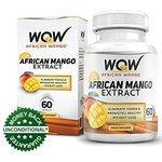 Amazon : Wow African Mango, 60 Capsules @ 399 (80% OFF)