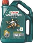 Castrol Magnatec 15W-40 Diesel Engine Oil (3.5 L)@353 MRP 1570 (78% off)