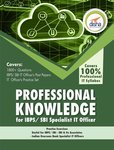 Professional Knowledge for IBPS/ SBI Specialist IT Officer Exam@24+50(shipping) MRP 240