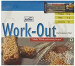 RiteBite Work Out Protein Bar - Pack of 6- Rs  202  [ 35 %  off   ] @ amazon