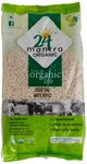 24 Mantra Organic Urad Dal White Whole, 500g- Rs  95   @ amazon