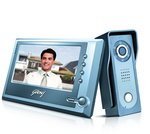 """(51% off) [CHEAPEST] Godrej 7"""" Solus Video Door Phone @ Rs 7950/- MRP Rs 16299/-"""