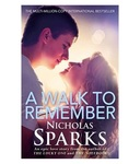 A Walk To Remember Paperback (English) 2006@119