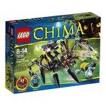 Lego Chima Sparratus' Spider Stalker, Multi Color@1639 MRP2699(39%off)