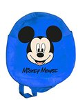 Disney Mickey Plush Backpack, Multicolor@314 MRP 699