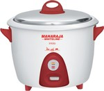 flipkart Maharaja Whiteline RC 100 Electric Rice Cooker Rs. 1039 Price: Rs. 2,099