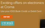 Croma Exciting Offer