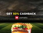 HELPCHAT - 50% cashback on 1st Food order