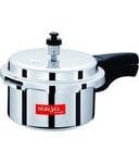 55% Off - Surya Accent 3 Ltr Aluminium Pressure Cooker (ISI approved) on Snapdeal at Rs.400