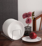 (27% off) Corelle Livingware Winter Frost White 6 Pcs Dinner Plate @ Rs.1449 (MRP : Rs.1980)