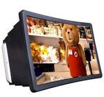 Mobile Phone Cinema 3X Screen Magnifier 3X Video Screen Amplifier Enlarger@235