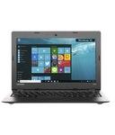 Buy Lenovo Ideapad 100S-11IBY Notebook (80R200AVIH) (Intel Atom- 2GB RAM- 32GB eMMC- 29.46 cm (11.6)- Windows 10) (Silver) For Rs.14499