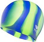 TYR Multicolor Silicon Cap (Green/Blue)@206 + 40 Shipping || Check PC