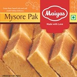 Maiyas Mysore Pak & Samadhan Bhadhang @99/- MRP 200/- @Sweetinbox
