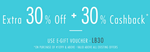 ||Labour Day OFFER|| Extra 30% OFF + 30% Cash Back @Lenskart