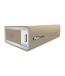Portronics POR-275 Golden Cube 5200 mAh Power Bank @639 (Mrp.1999) + 1 Year Warranty || Checl PC