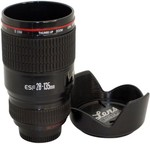Just For Decor Camera Lens Ceramic Mug(300 ml) MRP 2499 @ Rs.999