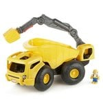 Little Tikes Monster Dirt Digger Truck - Yellow in Rs. 1499 (Mrp 2499) at AmazonIN