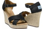 Flat 50% off, WOMEN BLACK WEDGES for Rs. 1,499 - Bata.in
