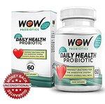 Amazon: Wow Probiotics (Pack of 1) @ 399 (80% off)