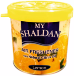 My Shaldan Lemon Car Air Freshener @199             33%off ( Shipping USUAL)