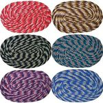 Flat 77% off, Handloom wala Cotton Weaved Door Mats -Multicolour (Pack Of 6) for Rs. 139 - Shopclues.com