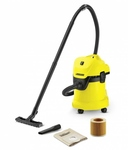 KARCHER WD3 Wet & Dry Vacuum Cleaner (Yellow & Black)@4591 Last FPD:- 5021