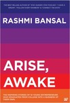 Arise, Awake Paperback  by  Rashmi Bansal- Rs  75  [ 63 %  off   ] @ snapdeal