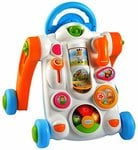 Amazon : Smoby Cotoons Baby Walker, Multi Color @ 2299(43% off)