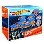 Amazon : Hot Wheels Skates Combo, Multi Color @ 1699 (43% off)