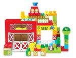 Winfun I-Builder Farm Set, Multi Color@ 600  MRP 1199