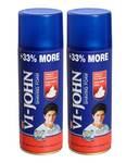 Vi-John Shave Foam 400g for hard Skin (Pack of 2) Rs 340 [mrp 510] @Snapdeal