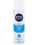 Nivea Men Sensitive Cooling Shaving Gel 200 ml- Rs  209  [ 27 %  off   ] @ snapdeal