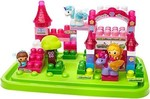 Mega Bloks First Builders Lil' Princess Shimmering Palace Tub @ Rs. 2999 (66% Off)
