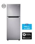 Samsung RT28K3082S8 251 L Double Door Refrigerator (Elegant Inox)